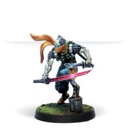 Saito Tōgan, Mercenary Ninja (Combi Rifle)