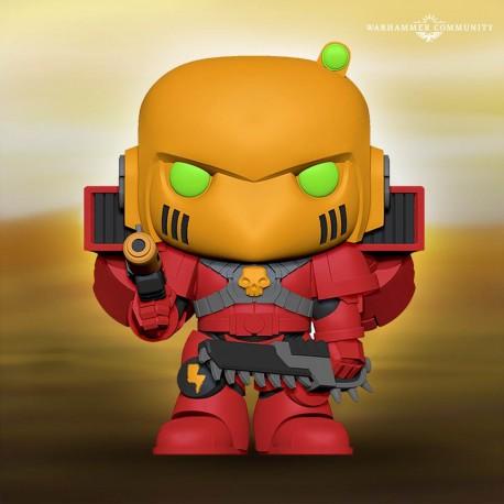 POP! Warhammer 40K Blood Angels Assault Marine