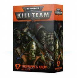 Kill Team: Toofrippa's Krew (Castellano)