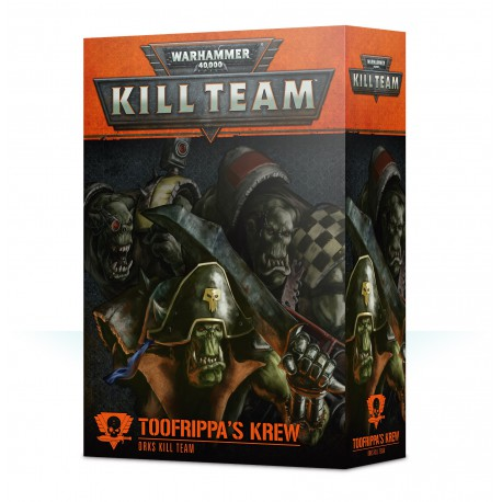 Kill Team: Toofrippa's Krew (Castellano)