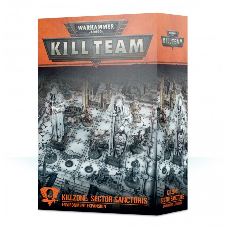Kill Team: Sector Sanctoris (English)