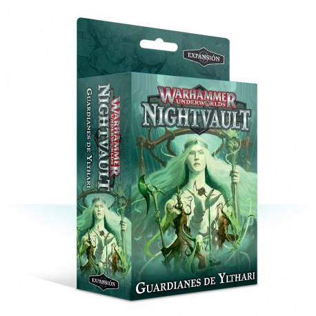 Nightvault: Ylthari's Guardians (Castellano)