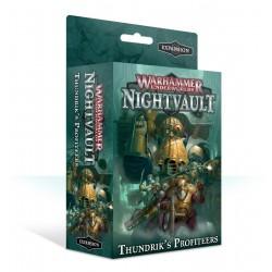Nightvault: Estraperlistas de Thundrik (Castellano)