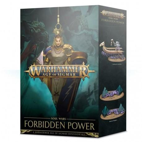 Age of Sigmar: Forbidden Power (Inglés)