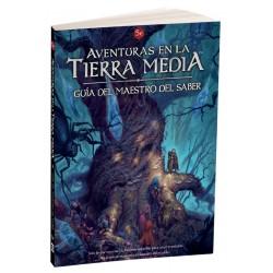 Aventuras en la Tierra Media: Guía del Maestro del Saber (Spanish)
