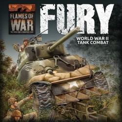 Fury - World War II Tank Combat