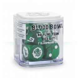 Blood Bowl Halfling Dice Set