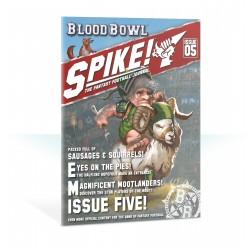 Spike! Journal: Issue 5 (Inglés)