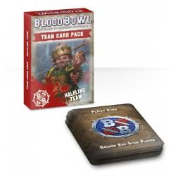Blood Bowl Halfling Team Card Pack (Inglés)