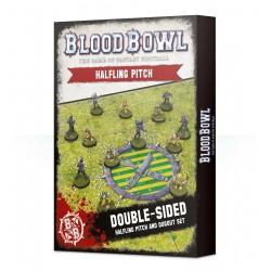Blood Bowl:Halfling Team Pitch & Dugouts