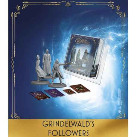 Seguidores de Grindelwald (Castellano)