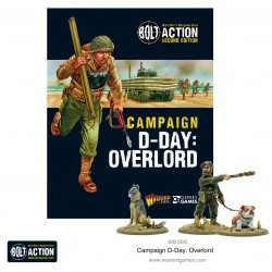 Campaign Overlord: D-Day Book + Colin Maud