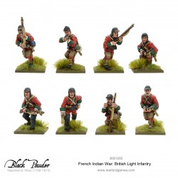 FIW British Light Infantry