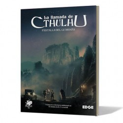 Pantalla del Guardián - La Llamada de Cthulhu 7ª Edición (Spanish)