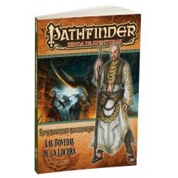 Pathfinder - La Calavera de la Serpiente 4: las Bóvedas de la Locura