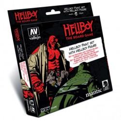Hellboy Paint Set