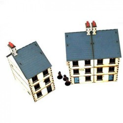 Three Storey Semi & Detached House Collection