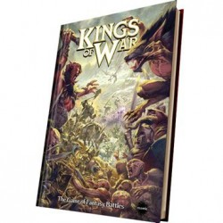 Kings of War Rulebook 2nd Edition (Inglés)