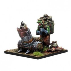 Goblin Support Pack: Mawpup Launcher (English)