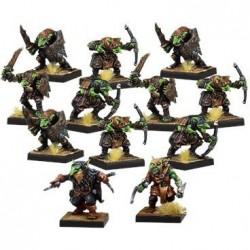 Goblin Warband Set (Inglés)