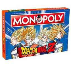 Monopoly: Dragon Ball