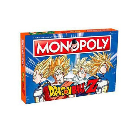 Monopoly: Dragon Ball