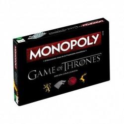 Monopoly: Juego de Tronos (Spanish)