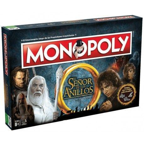 Monopoly: El Señor de los Anillos