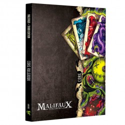 Malifaux Core Rulebook Third Edition (Inglés)