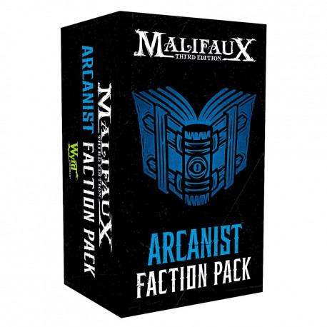 Arcanist Faction Pack (Inglés)
