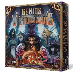 Genios Victorianos (Spanish)