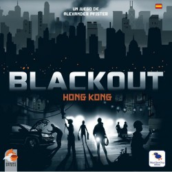 Blackout Hong Kong (Castellano)