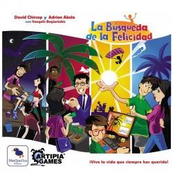 La Búsqueda de la Felicidad (Spanish)