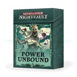 Warhammer Underworlds: Power Unbound Cards (Inglés)