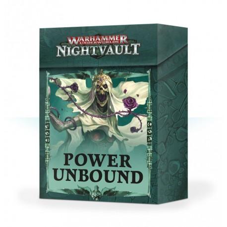 Warhammer Underworlds: Poder Desatado (Castellano)