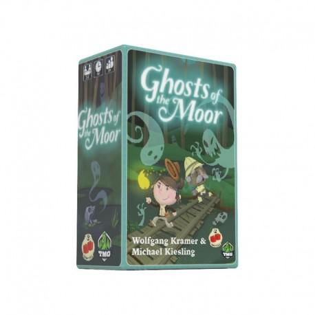 Los Fantasmas del Pantano (Ghosts of the Moor)