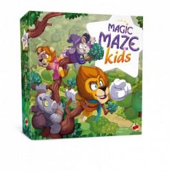 Magic Maze Kids (Spanish)
