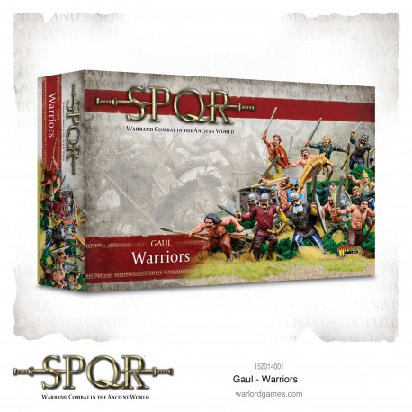 SPQR: Gaul Warriors