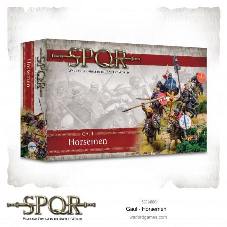 SPQR: Gaul Horsemen