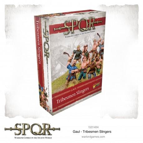 SPQR: Gaul Tribes Slingers