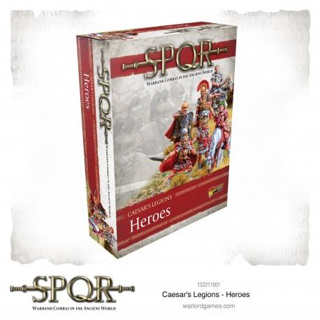 SPQR: Caesar's Legions Heroes