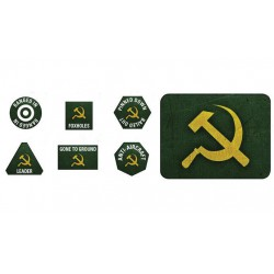 Soviet LW Tokens (20) + Objectives (2)