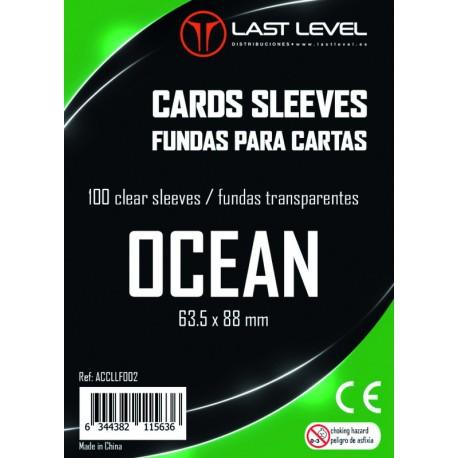 Sleeves Ocean (63.5x88) (100)
