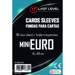 Fundas Mini Euro (45x68) (100)