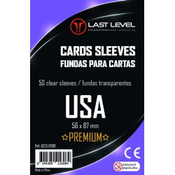 Sleeves USA Premium (56x87) (50)