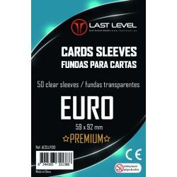 Sleeves Euro Premium (59x92) (50)