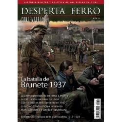 Desperta Ferro Contemporánea Nº 34: La Batalla de Brunete 1937 (Spanish)