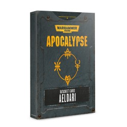 Apocalypse Datasheets: Aeldari (Inglés)
