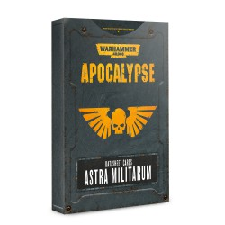 Apocalypse Datasheets: Astra Militarum (Inglés)