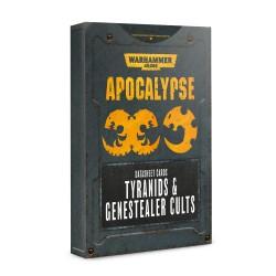 Apocalypse Datasheets: Tyranids + Gene Cults (English)